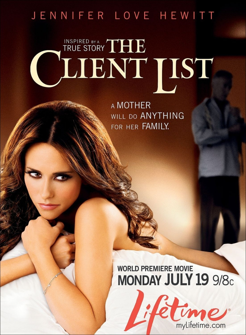Дженнифер Лав Хьюитт В Рекламе Сериала Список Клиентов 2011