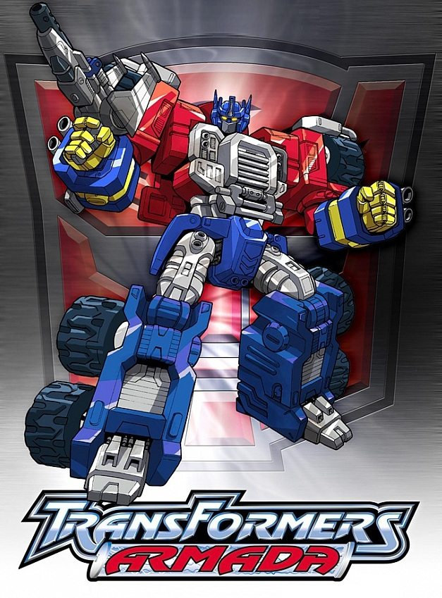 Трансформеры: армада / transformers: armada / transufômâ: maikuron.