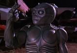 Сцена из фильма Звездный бойскаут / Star Kid (1997) Звездный бойскаут сцена 12