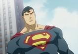 Сцена из фильма Витрина DC: Супермен/Шазам! - Возвращение черного Адама / DC Showcase: Superman/Shazam!: The Return of Black Adam (2010) Витрина DC: Супермен/Шазам! - Возвращение черного Адама сцена 4