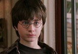 Сцена из фильма Гарри Поттер и философский камень / Harry Potter and the Sorcerer's Stone (2002) Гарри Поттер и философский камень