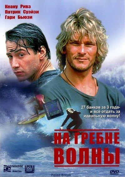 На гребне волны 1991 смотреть онлайн или скачать фильм