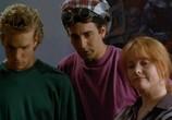 Сцена из фильма Кибершторм / Vibrations (1996) Кибершторм сцена 4
