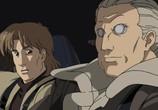 Сцена из фильма Призрак в доспехах: Синдром одиночки / Kôkaku kidôtai: Stand Alone Complex (2002) Призрак в доспехах: Синдром одиночки сцена 4