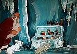 Сцена из фильма Новогодняя ночь (1948)