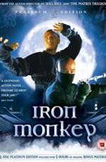 Железная обезьяна / Siu nin Wong Fei Hung chi: Tit ma lau (1993)