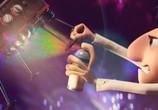 Сцена из фильма Облачно, возможны осадки в виде фрикаделек / Cloudy with a Chance of Meatballs (2009)