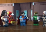 Мультфильм LEGO Супергерои DC: Лига Справедливости - Космическая битва / DC Comics Super Heroes: Justice League - Cosmic Clash (2016) - cцена 1