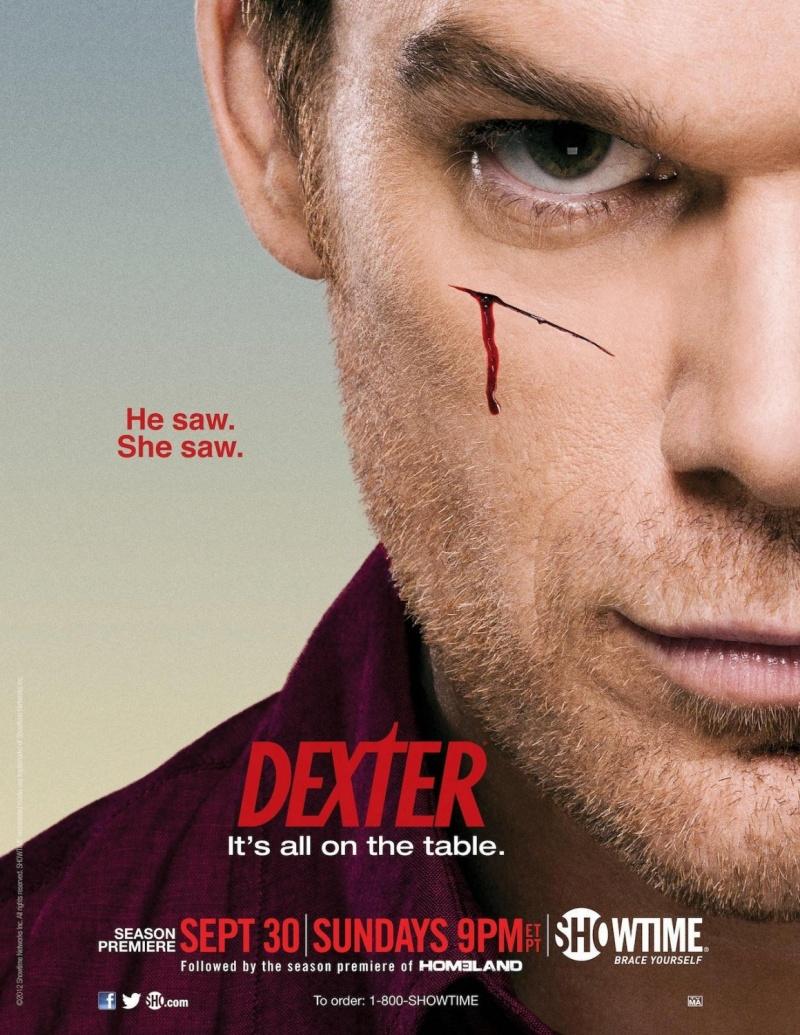 Сериал декстер / dexter / 2 сезон смотреть онлайн/скачать.