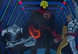 Мультфильм Лига справедливости против Смертоносной пятерки / Justice League vs. the Fatal Five (2019) - cцена 5
