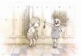 Мультфильм Девочка дура (2006) - cцена 1