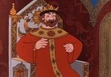 Сцена из фильма Сказка о царе Салтане (1985) Сказка о царе Салтане сцена 2