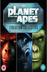 Планета обезьян: Пенталогия – 40 лет эволюции