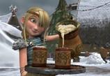 Сцена из фильма Как приручить дракона: Дар ночной фурии / Dragons: Gift of the Night Fury (2011) Как приручить дракона: Дар ночной фурии сцена 2