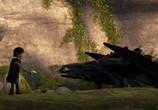 Сцена из фильма Как приручить дракона: Дилогия / How to Train Your Dragon: Dilogy (2010) Как приручить дракона сцена 1
