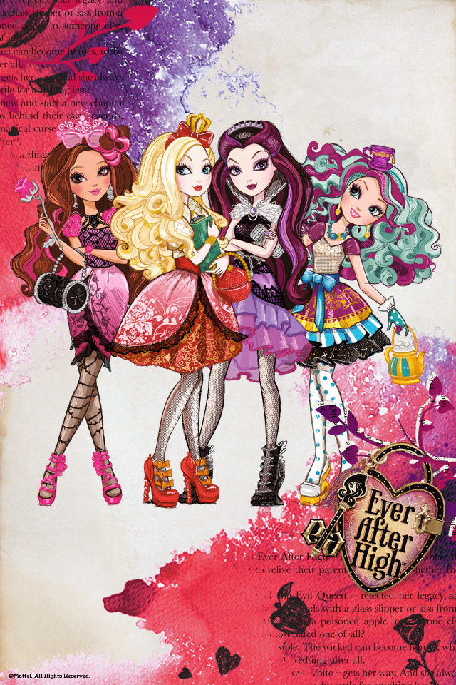 Школа Эвер Афтер / Ever After High (2013)