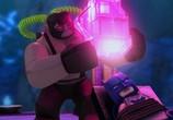 Сцена из фильма LEGO Супергерои DC: Лига Справедливости – Прорыв Готэм-Сити / Lego DC Comics Superheroes: Justice League - Gotham City Breakout (2016) LEGO Супергерои DC: Лига Справедливости – Прорыв Готэм-Сити сцена 5