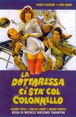 Докторша и полковник / La dottoressa ci sta col colonnello (1980)