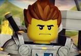 Сцена из фильма Lego: Рыцари Нексо / Lego Nexo Knights (2015) Lego: Рыцари Нексо сцена 5