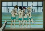 Сцена из фильма Свобода! Бесконечное лето / Free! – Iwatobi Swim Club (2013) Free! - Плавательный клуб старшей школы Иватоби сцена 2