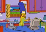 Сцена из фильма Симпсоны / The Simpsons (1989) Симпсоны сцена 14