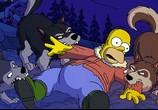 Мультфильм Симпсоны в кино / The Simpsons Movie (2007) - cцена 3