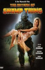 Возвращение болотной твари / The Return of the Swamp Thing (1989)