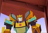 Мультфильм Трансформеры. Кибервселенная / Transformers: Cyberverse (2018) - cцена 3