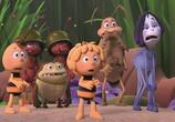 Сцена из фильма Пчёлка Майя и Кубок мёда / Maya the Bee: The Honey Games (2018)