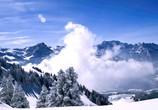 Сцена из фильма Симфония вершин / Die Alpen: Unsere Berge von oben (2013) Симфония вершин сцена 1