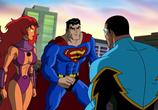 Мультфильм Супермен. Бэтмен: Враги общества / Superman. Batman: Public Enemies (2009) - cцена 5