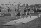 Сцена из фильма Олимпийские игры, Париж 1924 / Les jeux olympiques, Paris 1924 (1925) Олимпийские игры, Париж 1924 сцена 2
