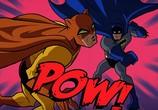 Сцена из фильма Скуби-Ду и Бэтмен: Храбрый и смелый / Scooby-Doo & Batman: the Brave and the Bold (2018)