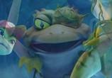 Сцена из фильма Принцесса-лягушка: Тайна волшебной комнаты / The Frog Kingdom 2: Sub-Zero Mission (2017) Принцесса-лягушка: Операция «разморозка» сцена 6