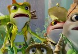 Сцена из фильма Принцесса-лягушка: Тайна волшебной комнаты / The Frog Kingdom 2: Sub-Zero Mission (2017) Принцесса-лягушка: Операция «разморозка» сцена 2
