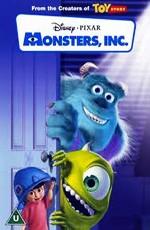 Корпорация Монстров: Дополнительные материалы / Monsters, Inc.: Bonuces (2001)