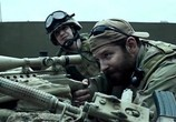 Сцена из фильма Снайпер / American Sniper (2014) Снайпер сцена 1