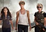 Фильм Терминатор: Тёмные судьбы / Terminator: Dark Fate (2019) - cцена 3