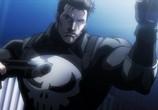 Сцена из фильма Секретные материалы Мстителей: Черная Вдова и Каратель / Avengers Confidential: Black Widow & Punisher (2014) Секретные материалы Мстителей: Черная Вдова и Каратель сцена 1