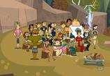 Сцена из фильма Остров отчаянных героев / Total Drama Island (2010)