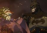 Сцена из фильма Бэтмен-ниндзя / Batman Ninja (2018) Бэтмен-ниндзя сцена 11