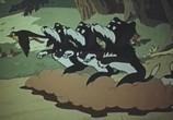 Сцена из фильма Лиса и Дрозд (1946)