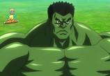 Сцена из фильма Мстители: Дисковые войны / Marvel Disk Wars: The Avengers (2014) Мстители: Дисковые войны сцена 6