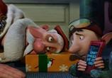 Сцена из фильма Секретная служба Санта-Клауса / Arthur Christmas (2011)