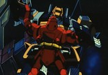 Сцена из фильма Ниндзя-воин Тобикагэ / Ninja Robots Tobikage (1985) Ниндзя-воин Тобикагэ сцена 1
