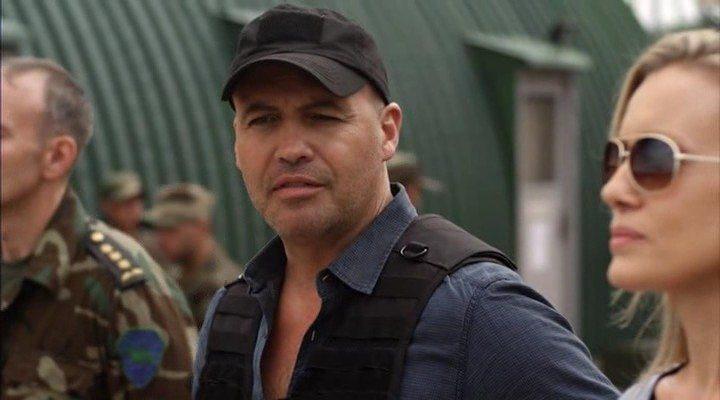 Снайпер Призрачный стрелок (2016) смотреть фильм онлайн