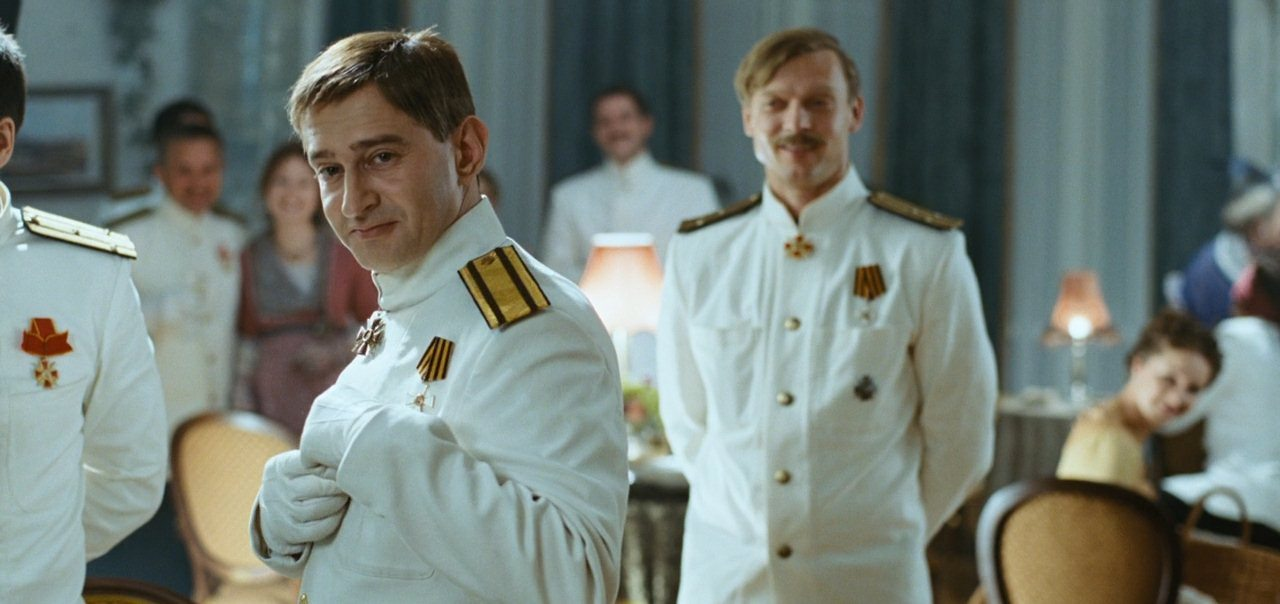 адмирал х развод