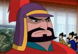 Сцена из фильма Большое морское путешествие / Zheng He (2009) Большое морское путешествие сцена 5