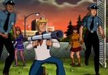 Сцена из фильма Скуби-Ду!: Олимпийские игры, Забавные состязания / Scooby-Doo! Laff-A-Lympics: Spooky Games (2012) Скуби-Ду!: Олимпийские игры, Забавные состязания сцена 6