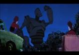 Сцена из фильма Стальной Гигант / The Iron Giant (1999) Стальной Гигант сцена 2